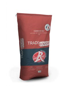 TRADI ROUGE T65 LABEL ROUGE - 25KG